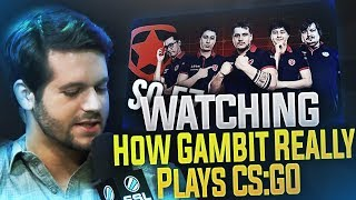 DAZED REACTS TO 'HOW GAMBIT REALLY PLAYS CSGO!' thumbnail