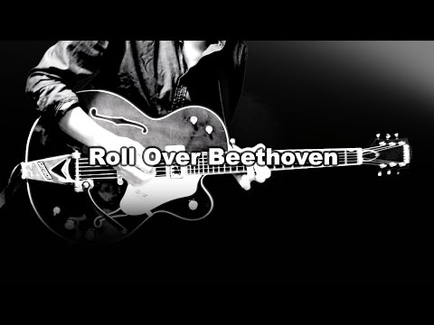 Roll Over Beethoven - The Beatles karaoke cover