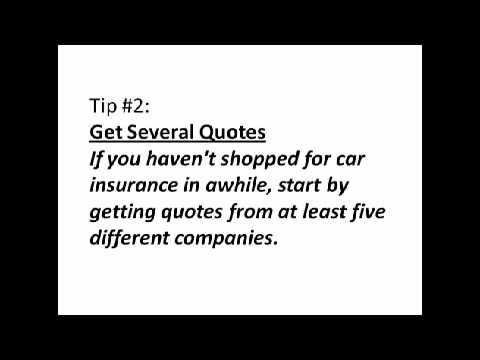 Illinois Car Insurance Quotes IL – Really Good Advise
