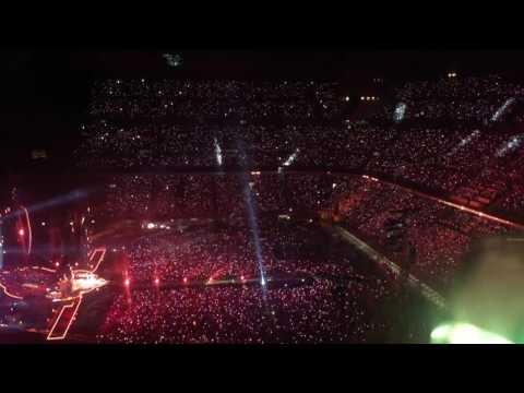 Coldplay - Charlie Brown Live San Siro 03/07/17