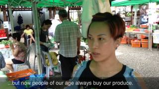 China Daily Asia Video: Tai Po Organic Market