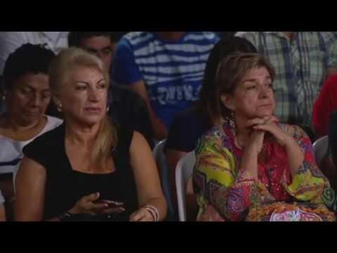 Debate en television colombia uribe septiembre 2016