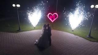 Ресторан Лада Свадьба Оренбург Квадрокоптер
