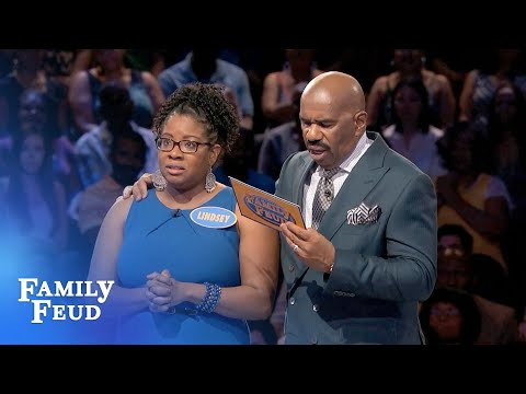 It's time to play FAST MONEY! | Family Feud