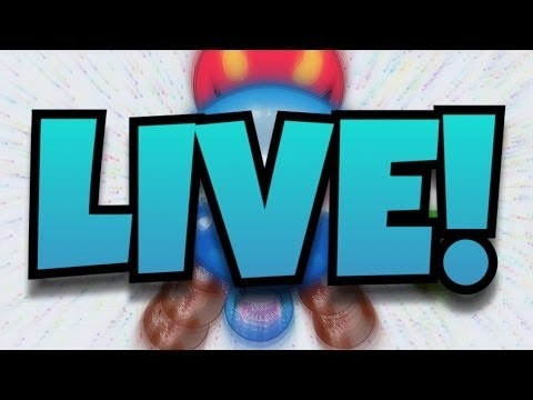 DUAL AGARIO LIVESTREAM! / COME AND PLAY WITH ME. / ROAD TO 150 SUBS!