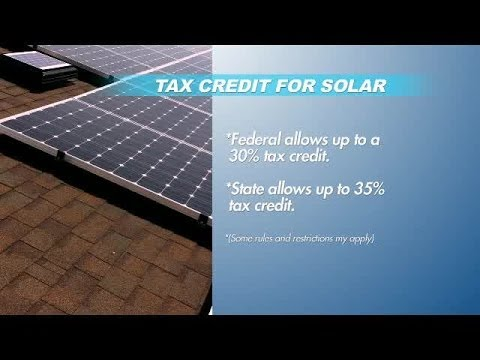 Hi-Power Solar: Tax Credit