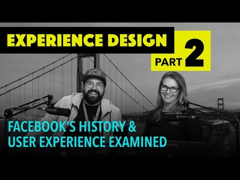 Experience Design at Adobe — Day 2 Facebook