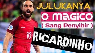 RICARDINHO  Magic skill and trickSang Penyihir lapangan futsal