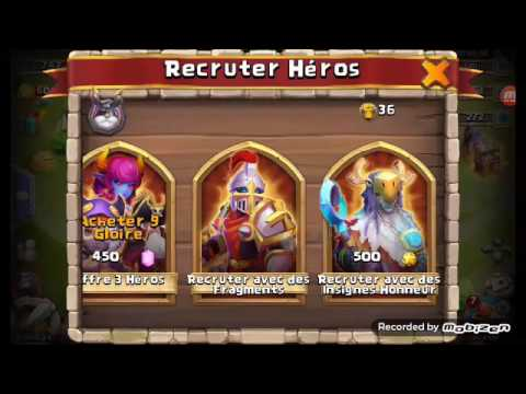 Castle Clash Legendary Hero Trick Trick And Trick