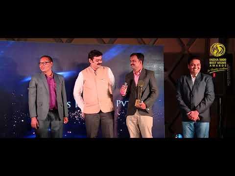 India 5000 Best MSME Awards 2017 Winner Aptus Pharma Pvt Ltd