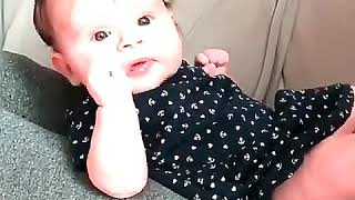 baby awesome, baby, awesome, cute baby, cute video, funny video, funny fails baby, baby family