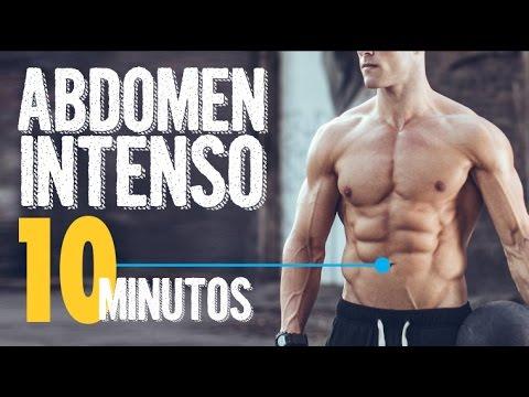 rutina para abdominales extremos 10 minutos en casa