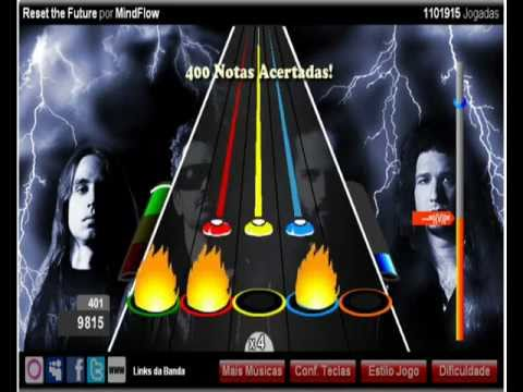 #2 Game Guitar Flash - Break Me Out - MindFlow from YouTube · Duration:  5 minutes 17 seconds
