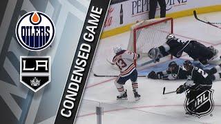 02/07/18 Condensed Game: Oilers @ Kings