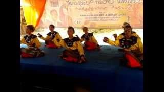 Rentak Tari Seirama-Tari Silat Melayu