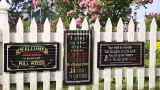 Cape Craftsmen Outdoor Metal & Wood Signs by Evergreen Enterprises Thumbnail