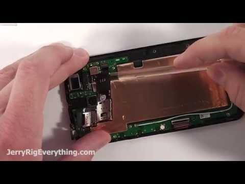 Moto G 2nd Gen (2014) Screen Repair, Battery Replacement