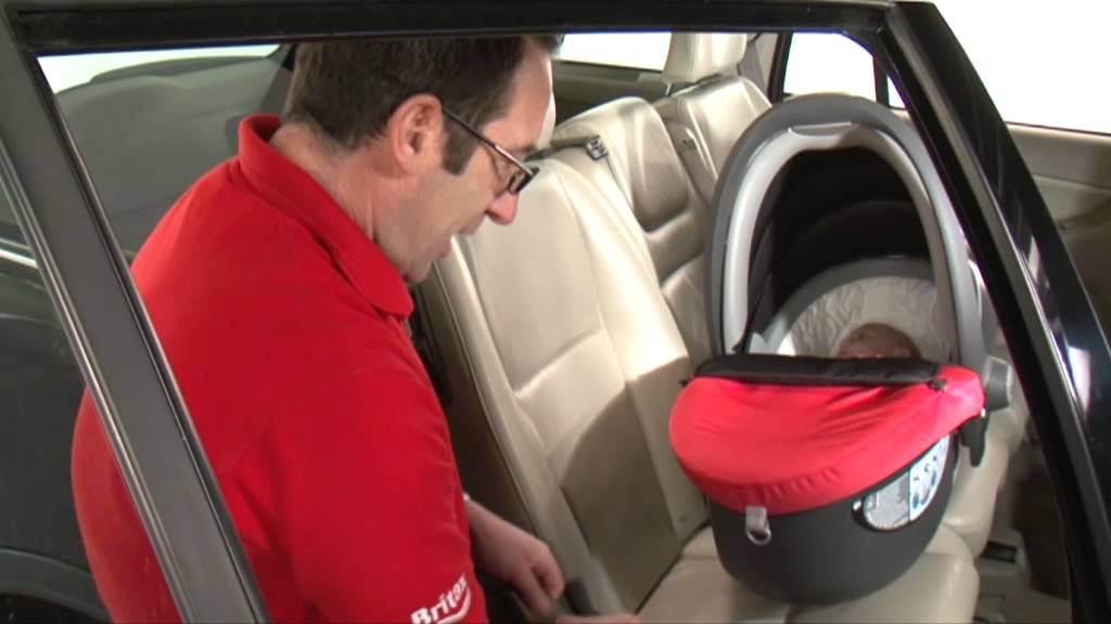Britax Romer How To Fit Britax Baby Safe Lie Flat Car Seat Wallseat Co