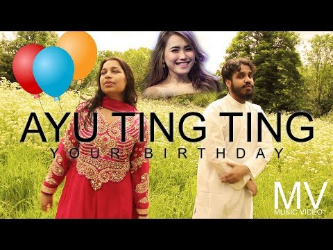Ayu Ting Ting Your Birthday (Official Music Video)