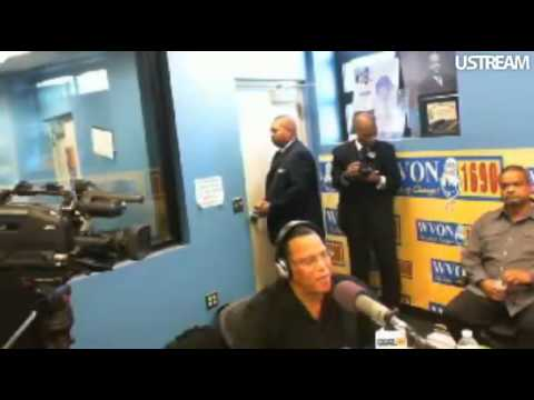 Farrakhan Responds to Muammar Gaddhafi's Death - October 25, 2011