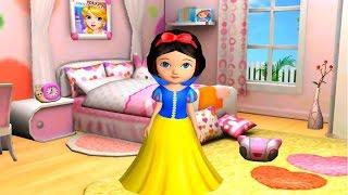 Ava 3D Doll Ава 3Д куклы #5 игровой мультик для малышей видео для детей   #УШАСТИК KIDS
