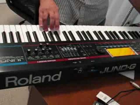 Juno-G warmup