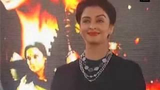 Aishwarya Rai pulls up socks for 'Jazbaa' promotions