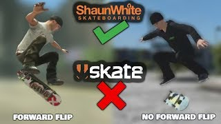 Shaun White Skateboarding: TRICKS YOU CAN