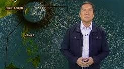 24 Oras: LPA sa silangan ng Visayas, posibleng pumasok sa PAR bukas
