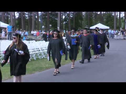 2018-2019 Southeastern Community College Commencement Exercises
