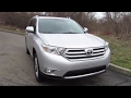 2012 Toyota Highlander Limited Dartmouth  New Bedford  Fall River  Swansea  Raynham
