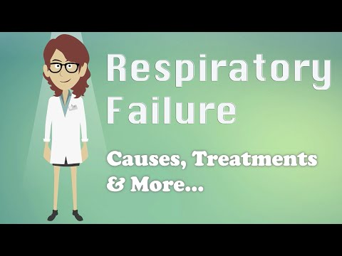 Respiratory Failure - Causes, Treatments & More...
