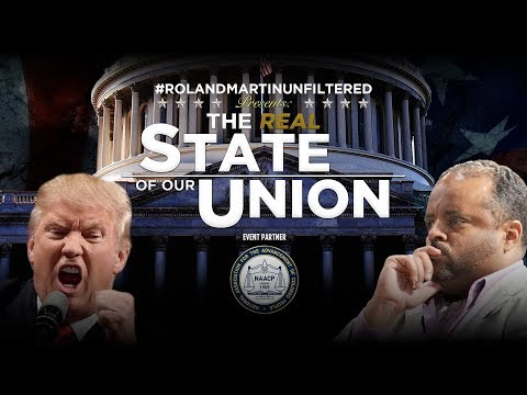 1.30.18 #RolandMartinUnfiltered presents the Real State of Our Union from DC's Shiloh Baptist Church