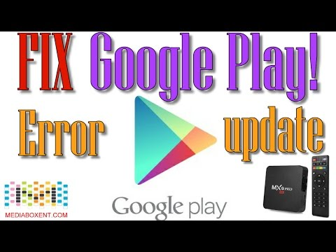 HOW TO FIX GOOGLE PLAY STORE ERROS - YouTube