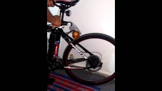 Electric Bike High Efficient Friction drive