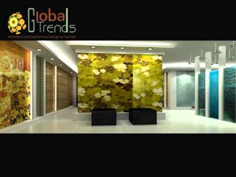 Resin Panel, Metal Drapery and other home decoration pieces - Call 1 ...