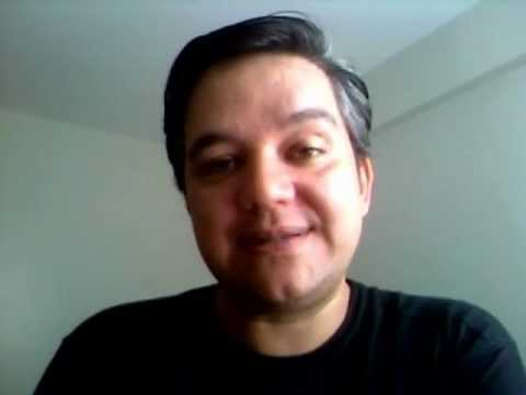 Vídeo depoimento do Khort