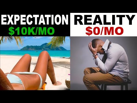 How to make Passive Income 101: Expectations vs Reality