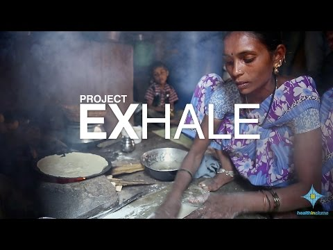 Health In Slums: Project Exhale, Bangalore - India (UK version)