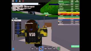ROBLOX(Main Base) TUA vs VSO