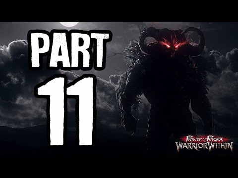 ► Prince of Persia: Warrior Within | #11 | Bloudění! | CZ Lets Play / Gameplay [1080p] [PC]