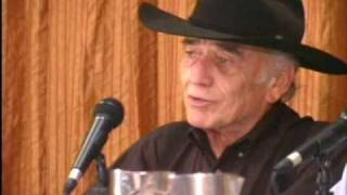 JAMES DRURY (THE VIRGINIAN) 2009 Memphis Film Festival Panel