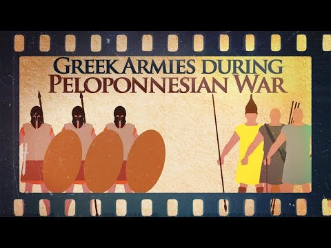 Armies and Tactics: Greek Armies during the Peloponessian Wars