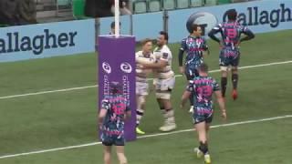 Worcester vs Stade Français / European Rugby Challenge Cup 2018-2019 / 19.01.2019