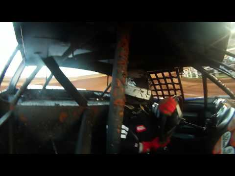 JAMIE WHITT   HOT LAPS and QUALIFYING   TAZEWELL SPEEDWAY KDRA SUPER STOCKS 6 6 2015