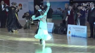 Gozzoli - Daniute, LTU | 2014 PD World Standard R1 SF | DanceSport Total