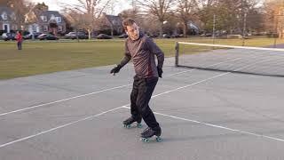 Mary Mumford skate session
