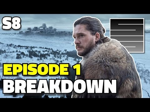 Game Of Thrones Season 8 Episode 1 - 'Winterfell' Breakdown Review