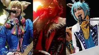 Live Musical「SHOW BY ROCK!!」~THE FES II-Thousand XV II~公開ゲネプロ | エンタステージ 鎌苅健太 動画 19