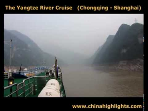The Yangtze River Cruise (Chongqing - Shanghai)